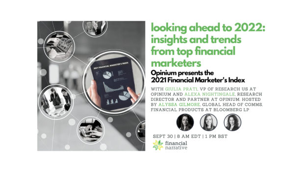 Looking Ahead to 2022: Insights and Trends from Top Financial Marketers